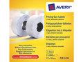 Avery-PRIJSTANGETIKET-AV-PLR1226