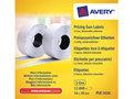 Avery-PRIJSTANGETIKET-AV-PLR1626