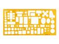 architecten-meubelsjabloon-Aristo-schaal-1:50