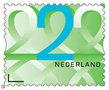 PostNL postzegel NEDERLAND 2